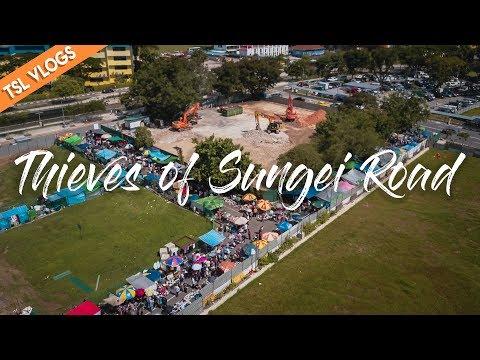 THIEVES OF SUNGEI ROAD   TSL Vlogs