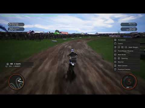MXGP 2020 The Official Motocross Videogame / GAMEPLAY |