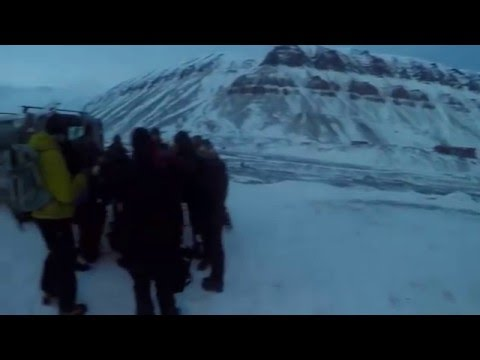 Svalbard February 2016