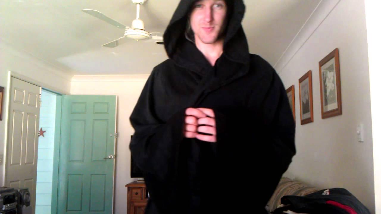 Jedi-robe.com Sith robe review - YouTube 472a27604