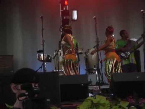 Femi Kuti - Truth Don Die (Lollapalooza 2007)