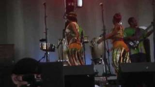 Femi Kuti - Truth Don Die (Lollapalooza 2007)