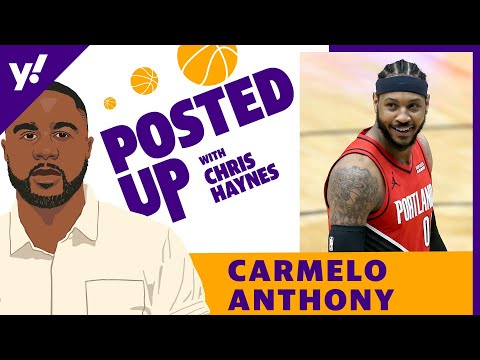 Carmelo Anthony on his new memoir, joining the Lakers & leaving Portland   Posted Up