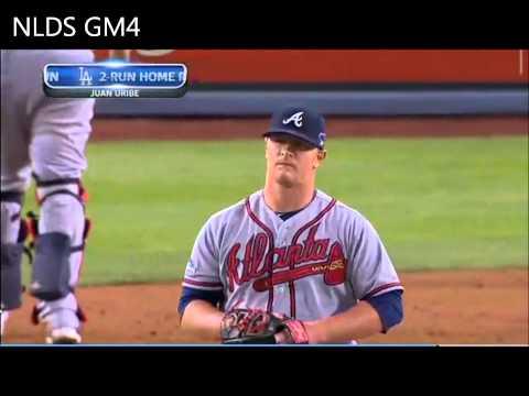 Los Angeles Dodgers Postseason Home Runs