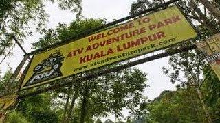 ATV Adventure Park (Kampung Kemenseh, Malaysia) [GoPro Hero3]