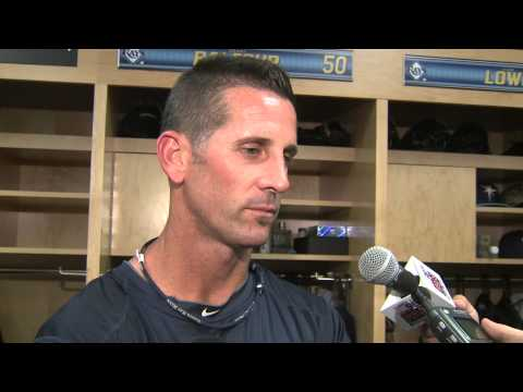 Postgame Interview with Grant Balfour 3.2.2014
