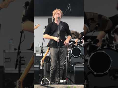 Trey Anastasio remembering Butch Trucks at Wanee 2017 Music festival. Spirit of Suwannee Music Park