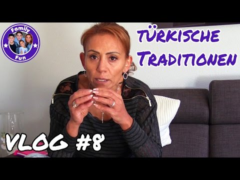 TÜRKISCHE KULTUR TRADITIONEN  HENNA ABEND  Vlog #8 Our life FAMILY FUN