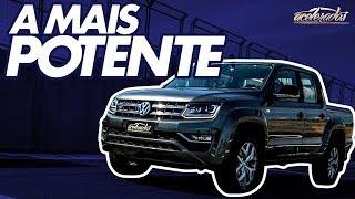 A Picape Mais Rápida Do Brasil? Amarok V6 De 225 Cv Vai Para A Pista - Volta Rápida C/ Rubinho #145