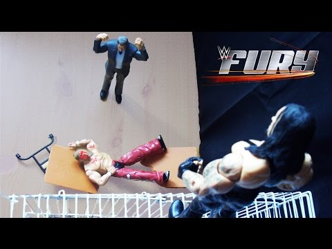 BEST OF TABLES MOMENTS! WWE FURY