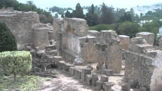 2014 г.Тунис. Карфаген и Сиди Бу Саид .(Карфаген – легендарный город, который образовали колонисты-финикийцы в 841 г. до н.э. По легенде, колонистам..., 2015-10-28T17:46:30.000Z)