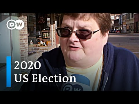 US Election 2020: Can Trump Carry Wisconsin Again? | DW News
