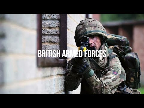 British Armed Forces 2018