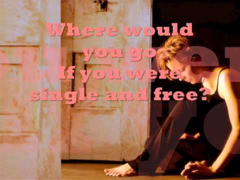 Martina McBride - Where would you be?  lyrics
