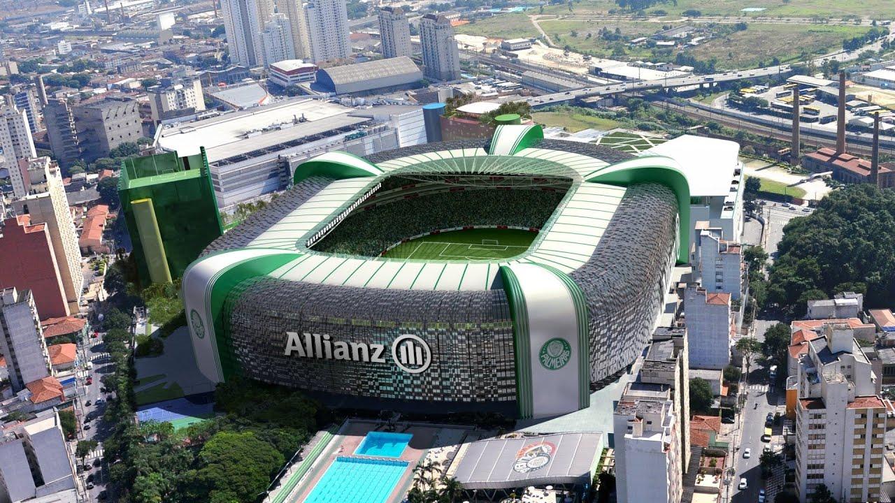 Venda de ingressos para jogo contra Chape no Allianz Parque pelo Brasileirão