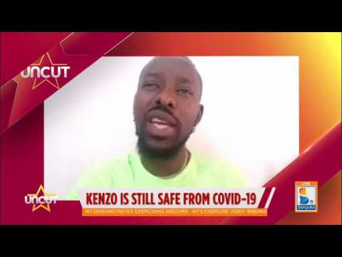 Kenzo asks Uganda govt to find possible ways to return him home since he is running broke| Uncut
