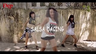 salsa dancing hướng dẫn động tc bi nhảy yo vengo de cuba