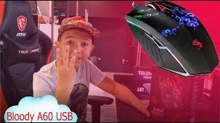 a4tech bloody a60 gaming mouse Блади Мышка Для Игр обзор Видео для TELEMART.UA