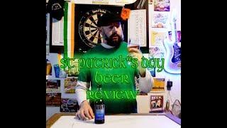 Harp Beer Review - St Patrick