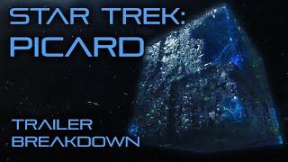 Star Trek Picard | Trailer Breakdown