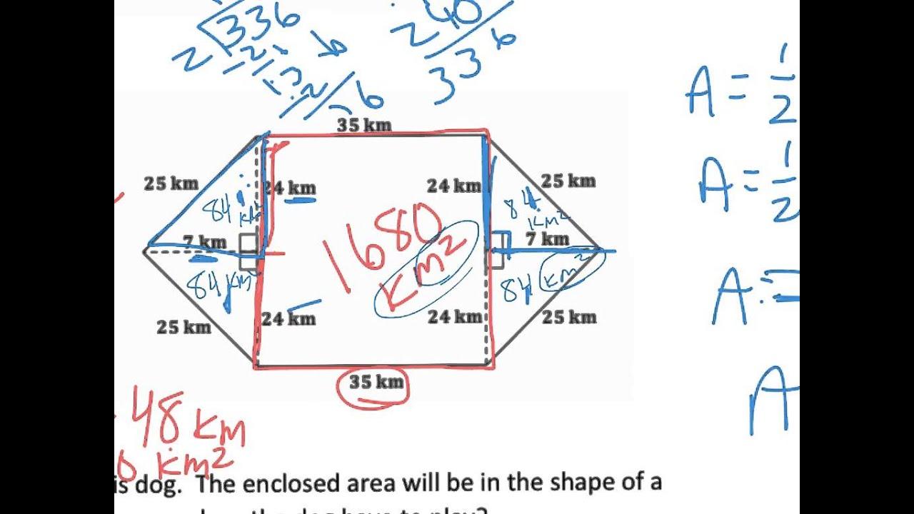 Grade 6 Module 5 Lesson 3 Problem Set
