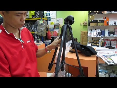 Buying the Johoyo Tripod, Foto Miami Digital, Gerryko Malays