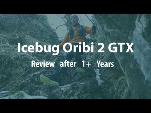 Icebug Oribi 2 Review: 1+ Year Experience