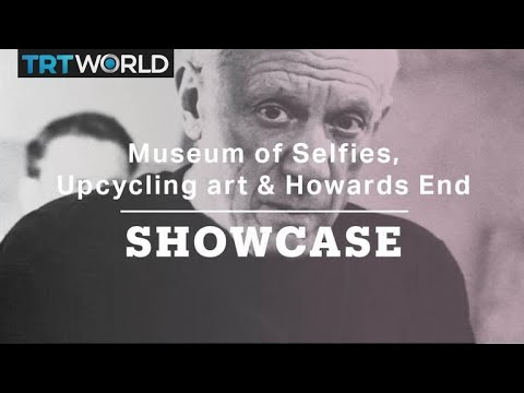 Museum of Selfies, Upcycling art & Howards End | Full Episode | Showcase