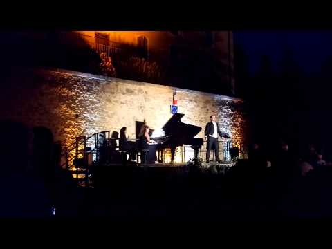 Concert Chez Michel Plasson David Sumbadze Le Cid  Ah   tout est bien fini    O Souveran