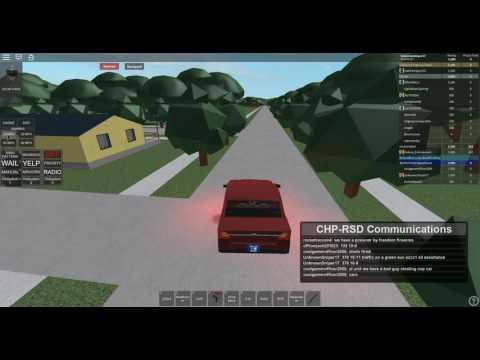 Blythe Police   Major Pursuit!