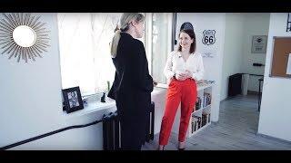 Надя Фокина в гостях Дарьи Ваулиной - автора проекта «БДСМ-английский»  | Сделано женщиной