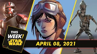 Marvel's War of the Bounty Hunters, a LEGO Star Wars Minifigure Madness Winner, and More!