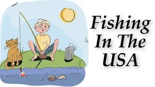 Fishing In The USA Gifts For Fishermen