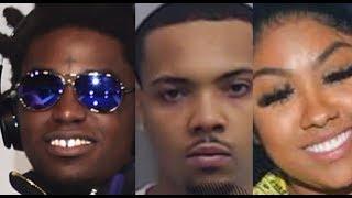 Kodak Black Released $20K Bail, Probation Violation? G Herbo Arrested Ex Girl Ari Speaks