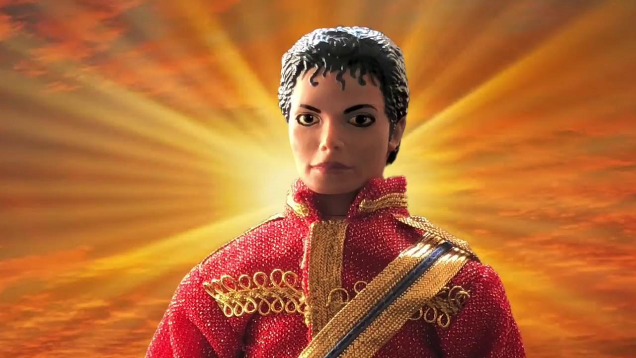 Mark Ryden - Michael Jackson - National Portrait Gallery