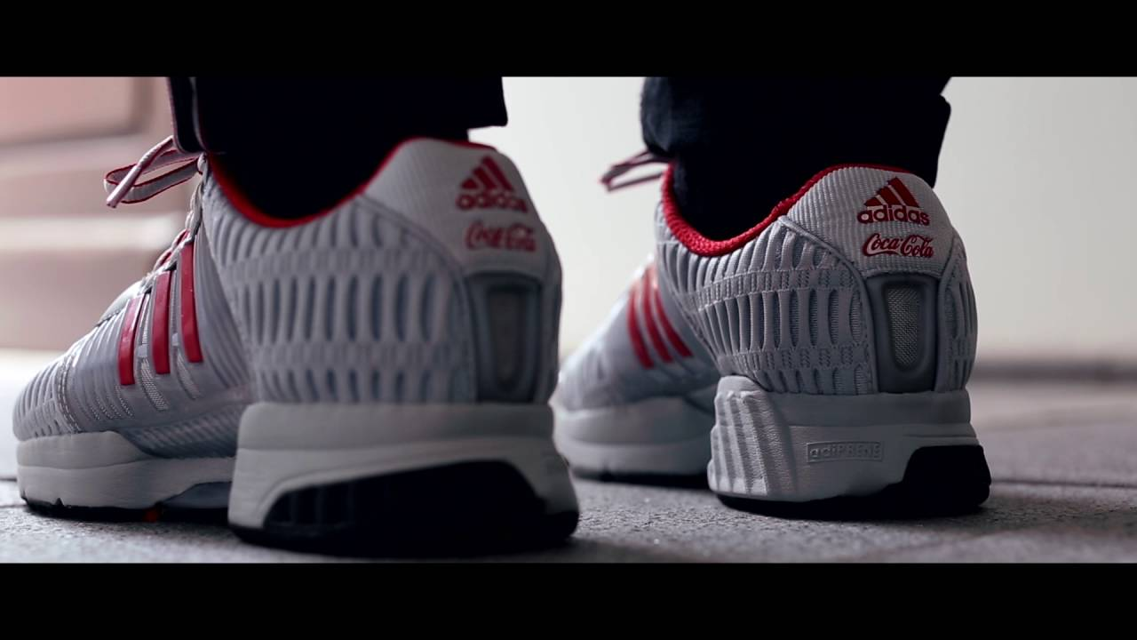 best service 497a3 65a02 Adidas Originals x Coca Cola Clima Cool