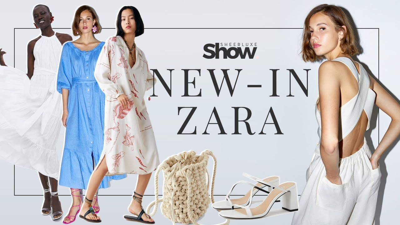 c6601dc6 SheerLuxe Show: Zara New In Haul Summer 2019 | sheerluxe.com