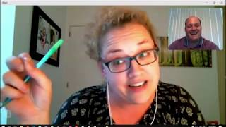 My personal reading with Emanuelle McIntosh 10-3-2019 from Dustin