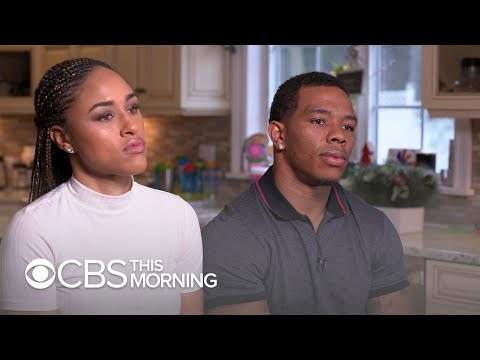 Ray and Janay Rice speak out on recent NFL assault incidents