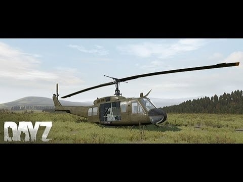 Как летатт на вертолете в дейз эпоч