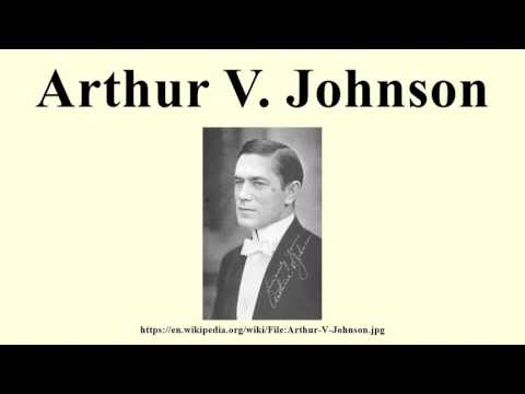 Arthur V. Johnson
