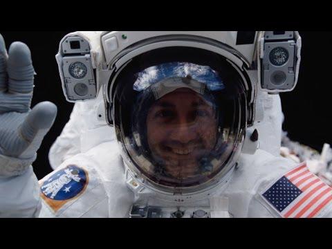 Hubble moments: Mike Massimino