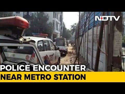 Shootout Near Dwarka Mor Metro Station In Delhi, 5 Arrested Mp3