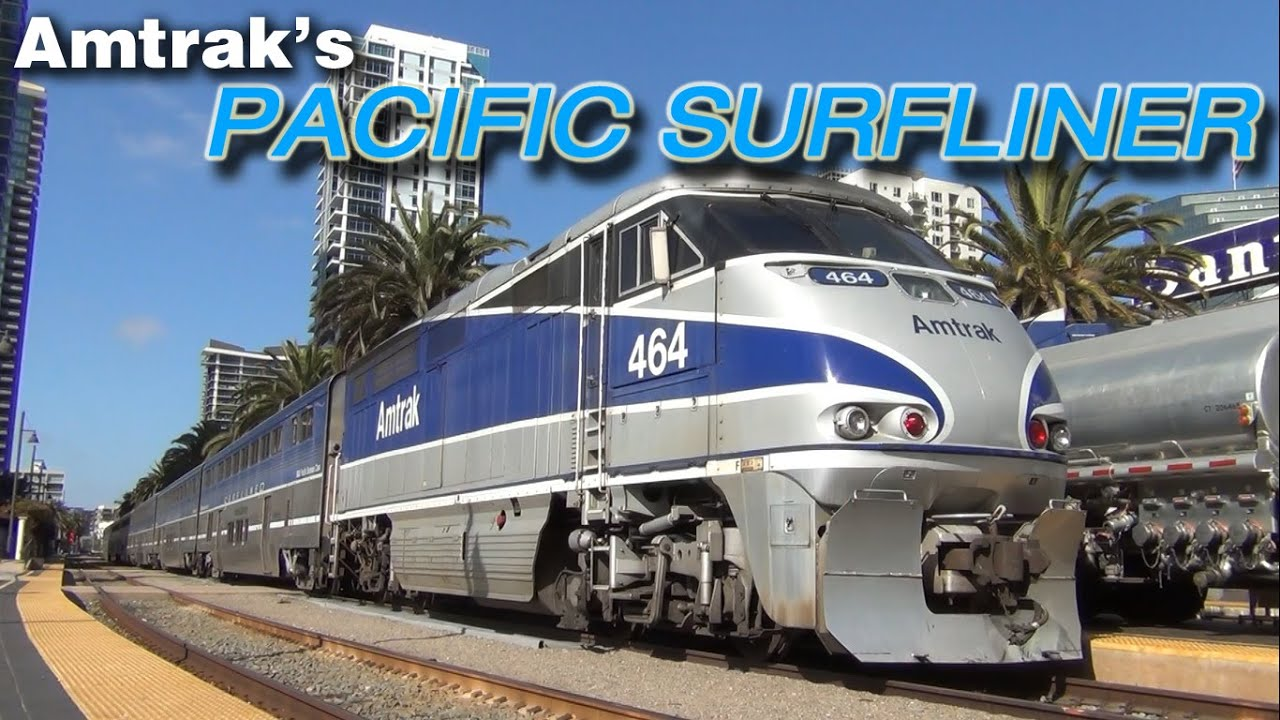 amtrak s pacific surfliner los angeles to san diego youtube rh youtube com train la to san diego ca train la to san diego time
