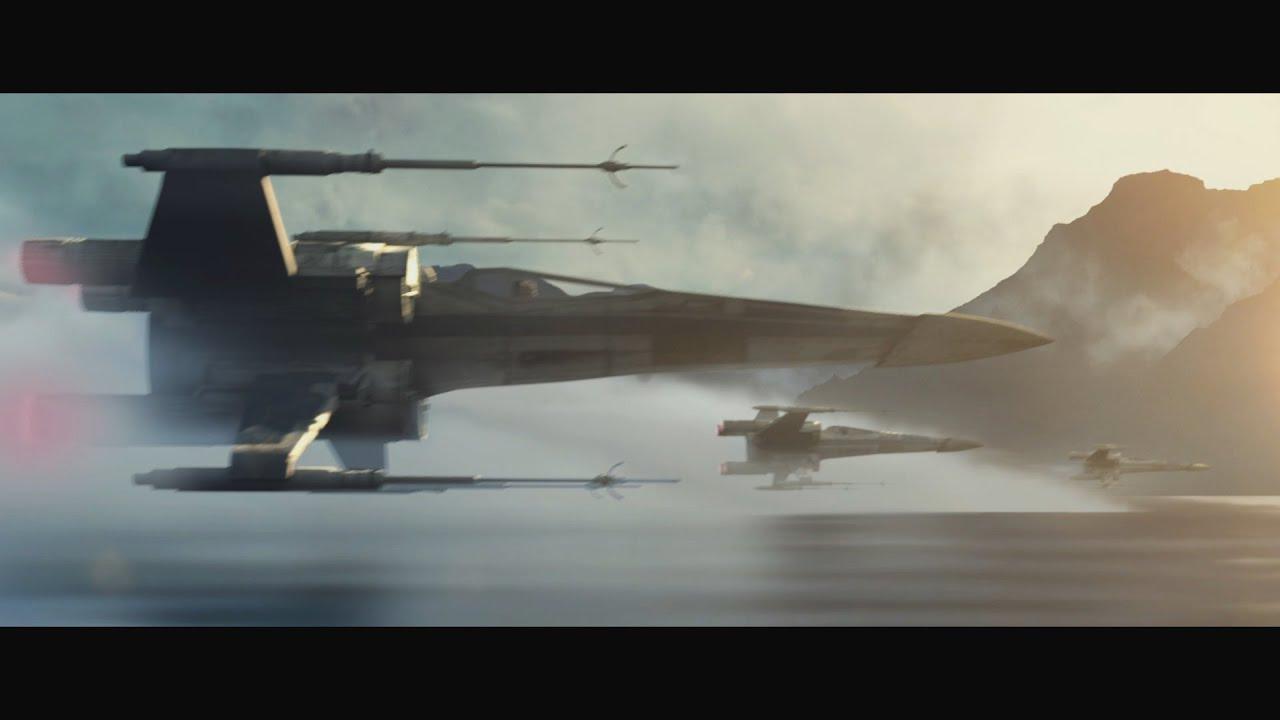 The Force Awakens Teaser Scene Remake VFX Breakdown 2015 HD