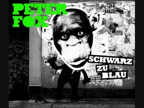 Peter Fox Schwarz zu Blau mit Lyrics