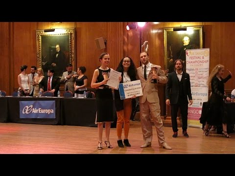 uk tango festival championship london 2016 comp salon 5 06 youtube