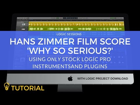 Composing A Film Score: Hans Zimmer's Joker Theme in Logic Pro X
