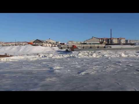 Okchotsk sea - Magadan - January 2017