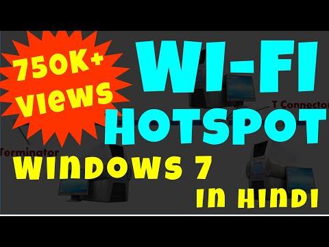 Best Free WiFi Hotspot software for Windows 10/8/7